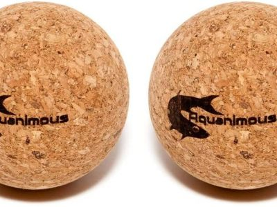 2.5″ Cork Massage Ball Set of 2